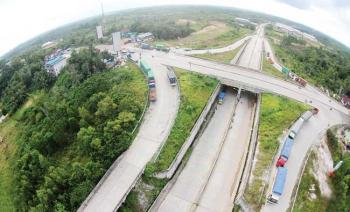 infrastruktur kalimantan